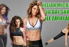 Jillian Michaels 30 Day Shred Zayıflamak İçin Nasıl Uygulanır?