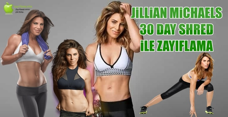 Jillian Michaels 30 Day Shred: Hızlı Zayıflama ve İncelme