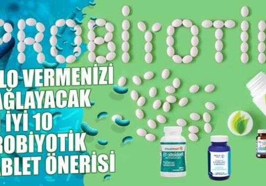 Probiyotikler Zayıflatır Mı? | En İyi 10 Probiyotik Önerisi