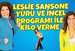 Leslie Sansone ile Zayıflayanlar - Kaç Kalori Yaktırır?