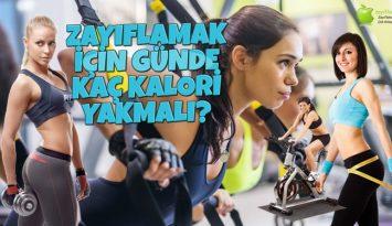 Zayıflamak İçin Günde Kaç Kalori Yakmak Gerekiyor?