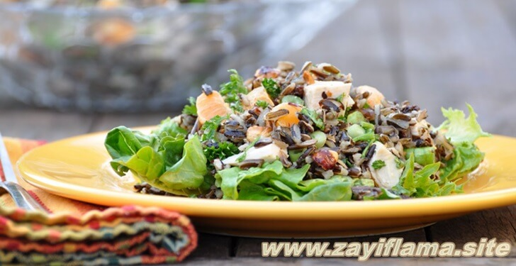 Az Kalorili Lezzetli 10 Salata Ve Kalorileri