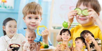 Çocuklar Nasıl Kilo Alabilir?