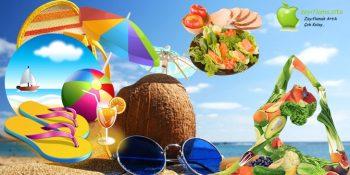 Tatilde Nasıl Zayıflanır?