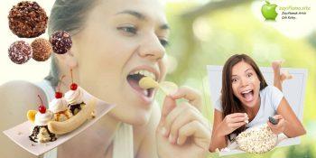 Diyet Yaparken Atıştırmalık Önerileri