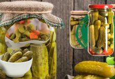 Diyet Yaparken Turşu Yenir Mi? Turşunun Kalorisi ve Besin Değerleri