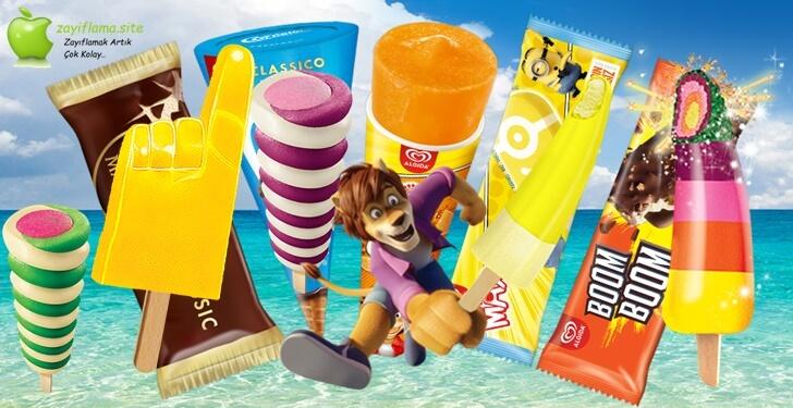 Dondurmanın Kalorisi ve En Az Kalorili Dondurma Markaları