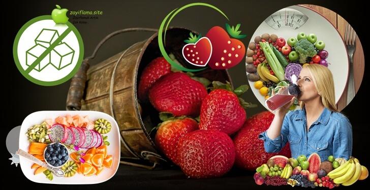 Şekersiz 21 Gün Diyeti Serbest Besinler