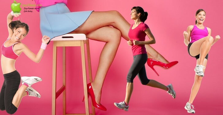 Bacak İnceltme Aletleri - En Kolay Bacak Eritme Yolları