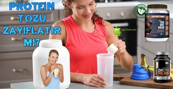 Protein Tozu Kaç Kalori Kilo Yapar mı Zayıflamak İçin Nasıl Kullanılır