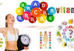 Zayıflarken Alınması Gereken Vitaminler
