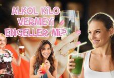 Alkol Kilo Vermeyi Engeller mi?