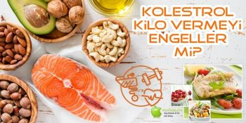 Kolesterol Kilo Vermeyi Engeller mi?