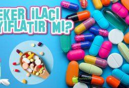 Şeker İlacı Zayıflatır mı?