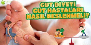 Gut Hastaları Nasıl Beslenmeli? Gut Diyeti