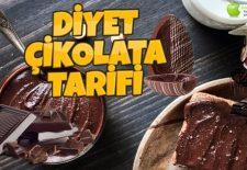 Diyet Çikolata Tarifleri ve Kalorileri