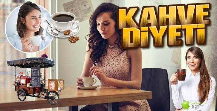Kahve Diyeti | 7 Günde 7 Kilo!