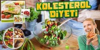 Kolesterol Diyeti