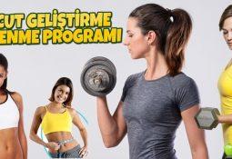 Vücut Geliştirme Beslenme Programı